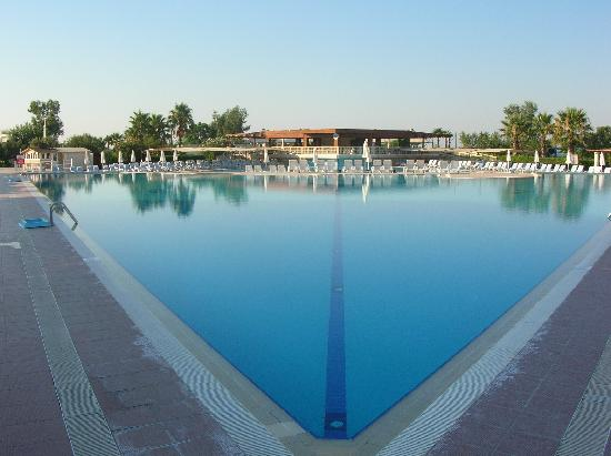 Kaya Belek Hotel: Main pool
