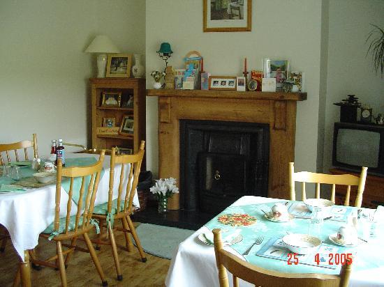 Drumgowan House B&B: Dining room.