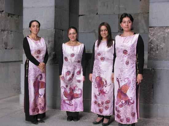 Garni Temple : Armenian Voices