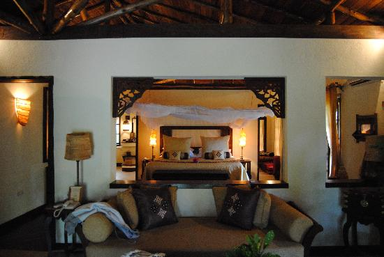 The Palms: Habitación