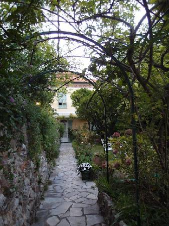 Hotel Bagatelle: terrace