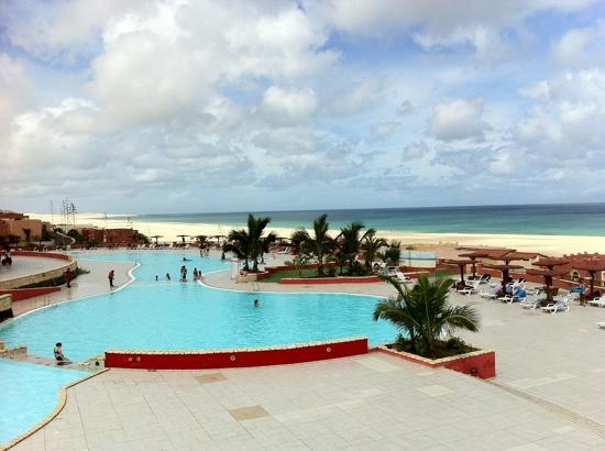 Royal Decameron Boa Vista: piscina del Resort