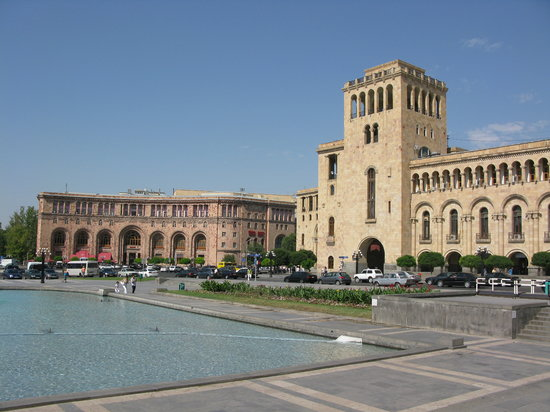Hotels In Yerevan Near Republic Square