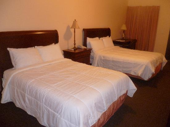 Airport Hotel TCI: Double Room