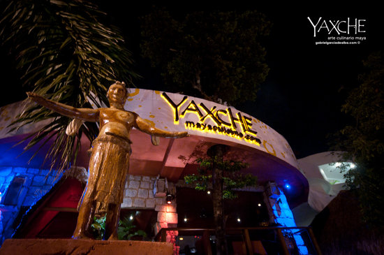 Yaxche Maya Cuisine: Yaxche restaurant