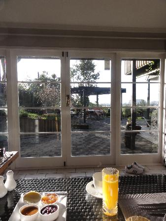 Brenton Lodge: Breakfast