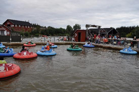 Faarup Sommerland: Bumperboats