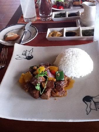 เอเมอรัลดา รีสอร์ท แอนด์ สปา นินบินห์: great food