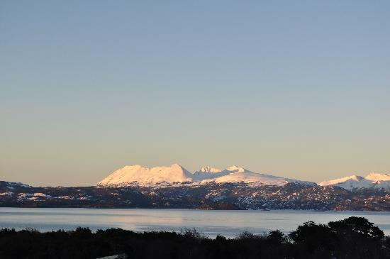 Tierra de Leyendas Boutique Hotel: Your room view to Beagle Channel