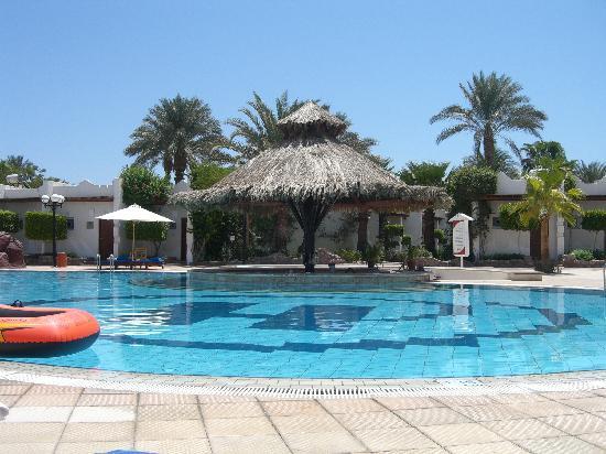 Hilton Sharm El Sheikh Fayrouz Resort: Main Poolside