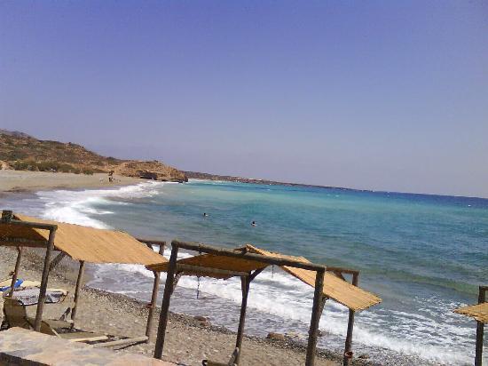 Diaskari: view from the tavern