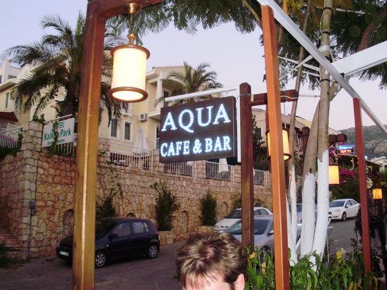 Aqua Cafe Bar : beautiful place