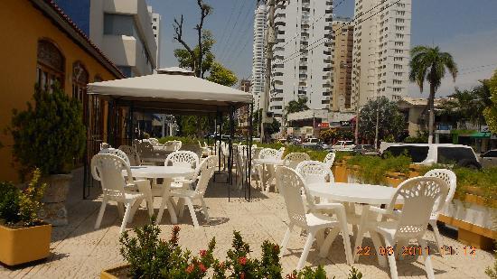 Hotel San Martin Cartagena Sillas Restaurant