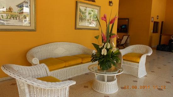 Hotel San Martin Cartagena: pequeño restaurant
