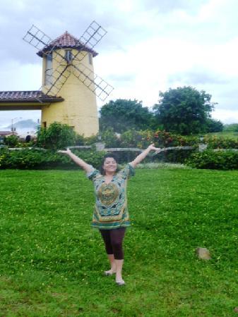 Hacienda Los Molinos Boutique Hotel : soy Libre!!