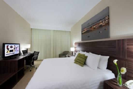 Clarion Victoria Hotel and Suites Panama: Deluxe Room