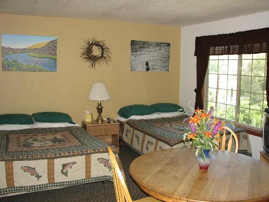 River Run Lodge: Oak Springs room