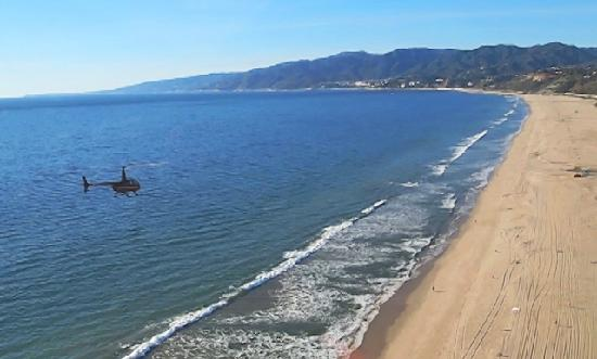 Lite Flight Helicopters: Santa Monica Helicopter tour