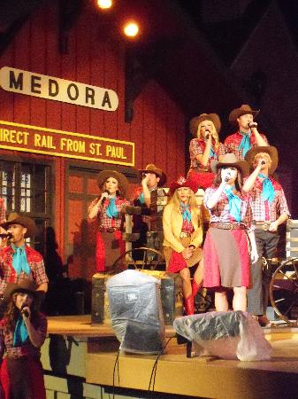 Flashback: A peek into our book, Medora Musical: The First 50 ...