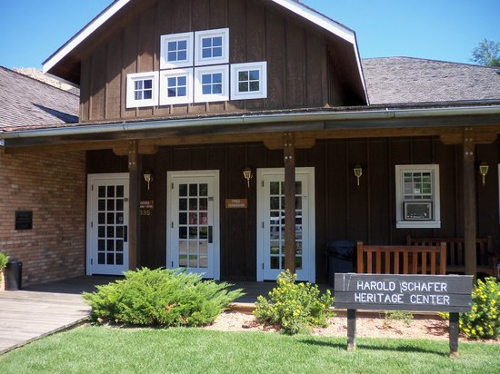 Harold Schafer Heritage Center