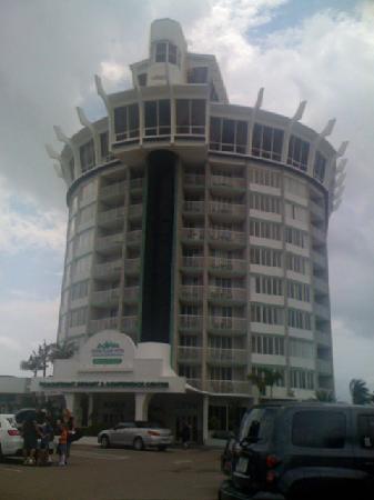 Grand Plaza Beachfront Resort Hotel & Conference Center: Gem of a Resort.... :o)