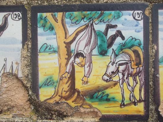 Chinqua Penn Plantation: Don Quixote story