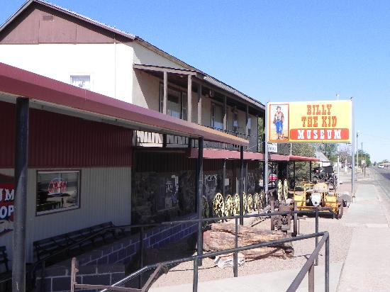 Fort Sumner, Nuevo Mexico: Billy the Kid Museum