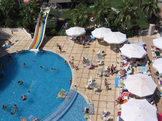 Kargicak, Turquie : The Pool Area