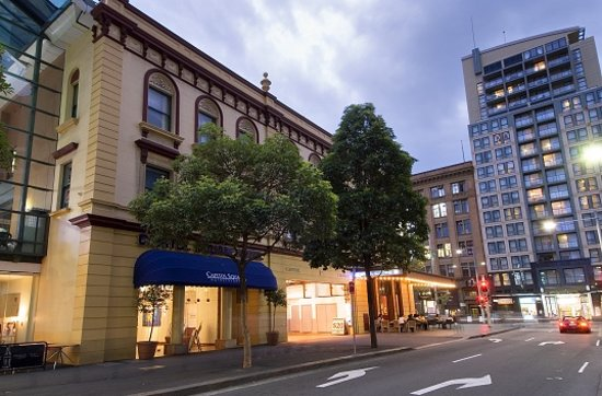 Photo of Capitol Square Hotel Sydney