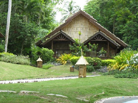 Pearl Farm Beach Resort: Mandaya cottage