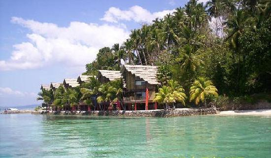 Pearl Farm Beach Resort: cottages