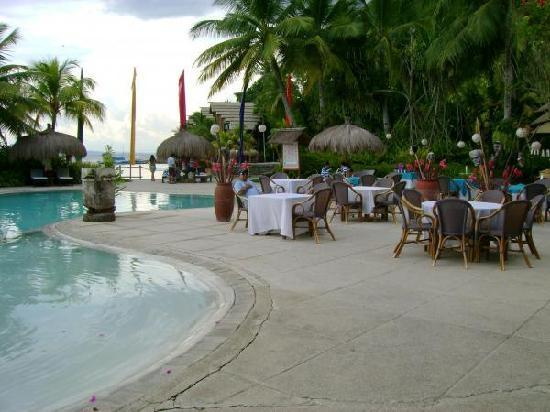 Pearl Farm Beach Resort: pool