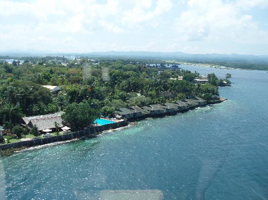 Madang Resort Hotel: Kalibobo Village