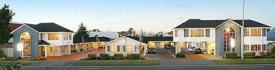 Asure Barclay Motel: Quality, modern, well appointed accommodation in Hamilton.
