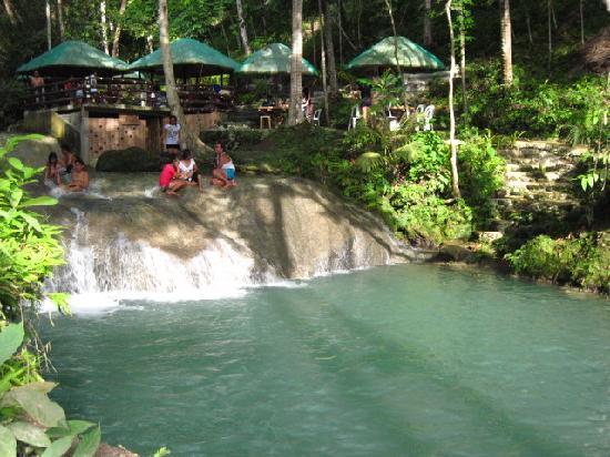 Hagimit Falls: falls