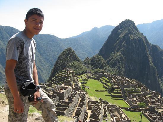 Machu Picchu, Perú: Magistral