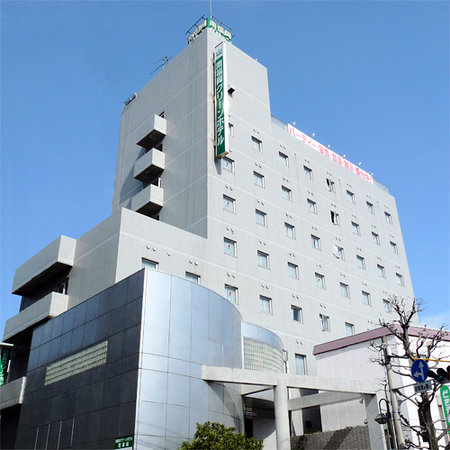 Minami-Fukuoka Green Hotel: ホテル外観