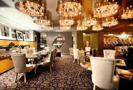 Protea Hotel Fire & Ice! by Marriott Johannesburg Melrose Arch: Restaurant