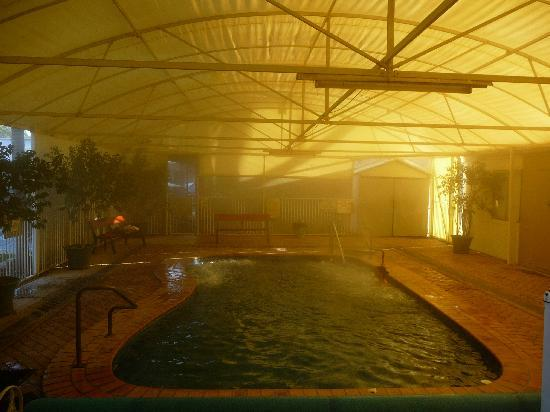 Moree, Australia: The 40 degree indoor artesian spa