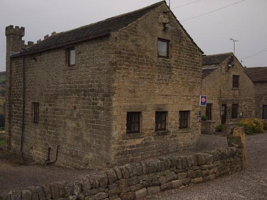 Foxholes Farm Cottages: Entrance