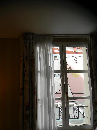 Georges VI: la finestra
