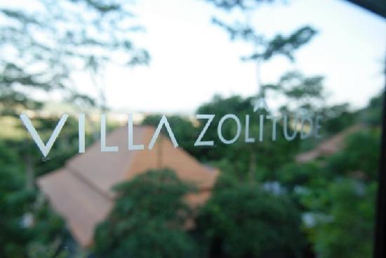 วิลล่า โซลิจูด รีสอร์ท แอนด์ สปา: Great view