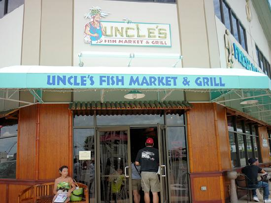 uncle 39 s at pier 38 picture of uncle 39 s fish market