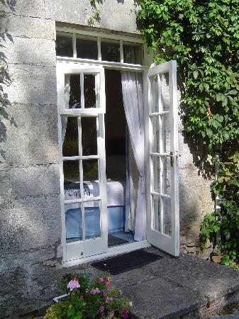 Pen-y-Dyffryn Country Hotel: French doors
