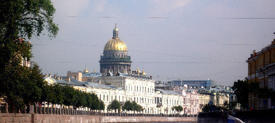 San Pietroburgo, Russia: canal