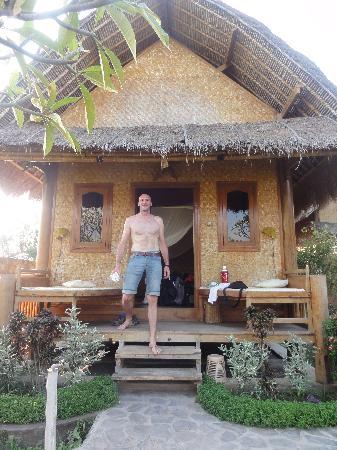 Kubu Lalang: bungalow
