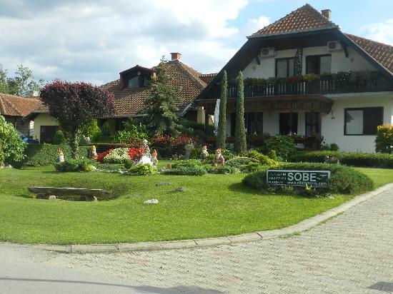 Veliko Gradiste, Serbia: Private accommodation