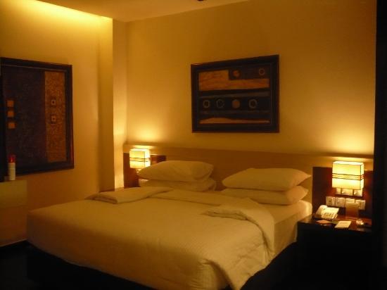 """Shervani Nehru Place: vue de la chambre """"suite deluxe"""""""