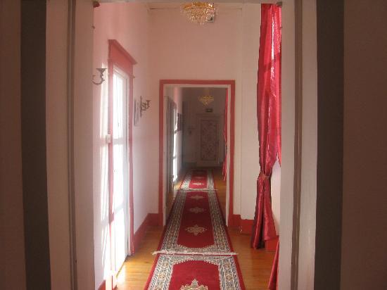 Chateau de Matel: particolare dell'interno