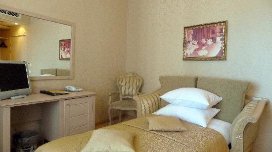 Hermitage Hotel: single room 46.2